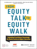 """From Equity Talk to Equity Walk book cover."""